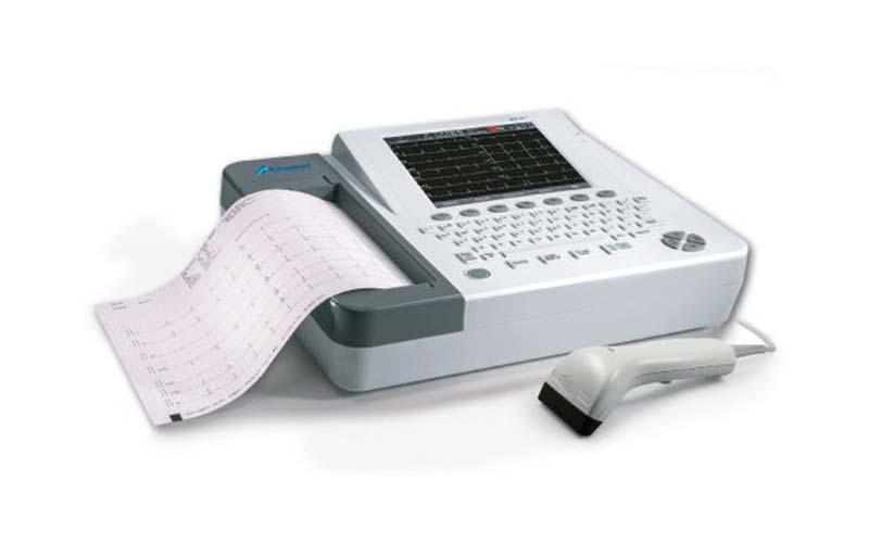 Electrocardiografo-ECG-12C